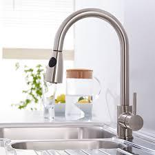 plomberie robinet cuisine mitigeur cuisine avec douchette lb e8023 cp eu