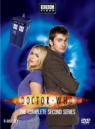 amazon com doctor who the complete second series david tennant