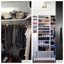 my closet makeover with modular closets