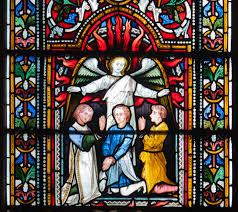 file dublin christ church cathedral south aisle window shadrach
