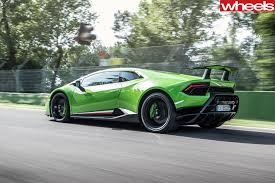 Lamborghini Huracan Gold - 2017 lamborghini huracan performante air craft wheels