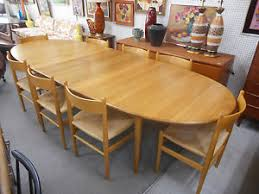 oval dining table for 8 barbara barry oval dining table 8 chairs for baker set of 9 in