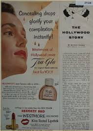 westmore cosmetics house of westmore ads westmore