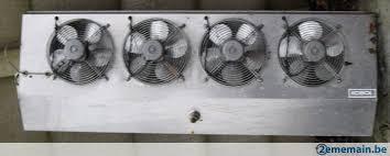 ventilateur chambre froide ventilateur pour chambre froide congelateur a vendre 2ememain be