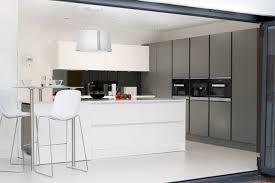 Urban Myth Kitchen - pedini integra kitchen anthracite u0026 matt white contemporary