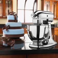 kitchen aid mixer kitchenaid mixer chrome kitchenaid kv25g0xsl professional 500