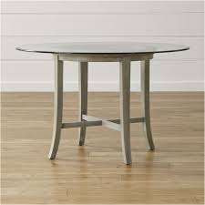 Glass Drop Leaf Table Halo Grey Round Dining Table With 48