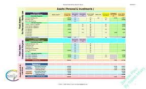 Excel Financial Plan Template 8 Financial Plan Templates Excel Excel Templates