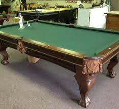 Mustang Pool Table Services