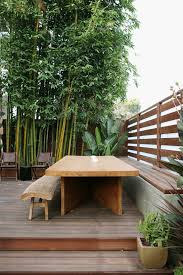 marvelous fence toppersin deck asian with decorative bamboo