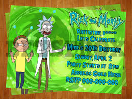 24 best rick and morty party images on pinterest rick and morty