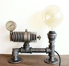 Steunk Light Fixtures Steunk L Table L W Steunk Lighting