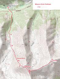 14ers Map 14ers Peakmind