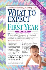 what to expect the first year heidi murkoff sharon mazel