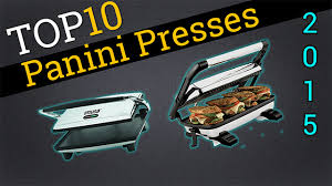 Sandwich Toaster With Removable Plates Top Ten Panini Presses 2015 Best Panini Sandwich Pressers