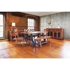 Parota  Piece Dining Set PCSET IFDTABLET Artisan - Artisan home furniture