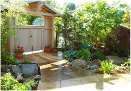 Landscape Ideas For Backyard by Backyards Compact Incridible Backyard Landscaping Ideas Best