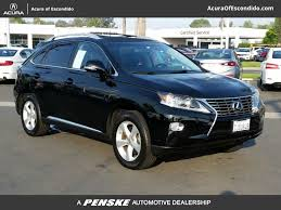 photos of lexus suv 2015 pre owned 2015 lexus rx 350 suv in escondido 92136 acura of