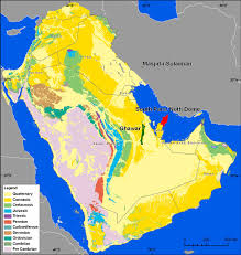 New Middle East Map by A Regional Overview Of The Exploration Potential Of The Middle