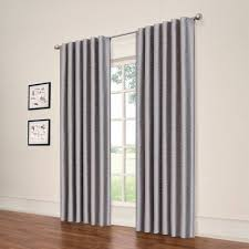 Eclipse Curtains Thermalayer eclipse symphony blackout window curtain panel walmart com