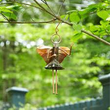 Copper Garden Art Garden Fairy Hanging Sculpture Copper Sculpture Garden Art
