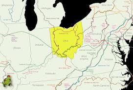 Buckeye Trail Map Ohio Gif