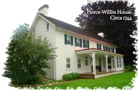 Willits House Cths U2013 Concord Township Pa Historical Society