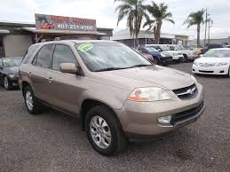 lexus of orlando tires dmc motors of florida 2003 acura mdx orlando fl