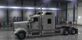 trucking companies with kenworth w900 xthanatopsisx u0027s real company skin pack for the scs w900 1 mod