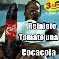 Coca Cola Meme - meme chistoso de negro de coca cola jpg 225纓225 memes