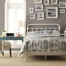 Bedrooms With Metal Beds Metal Beds Shop The Best Deals For Nov 2017 Overstock Com