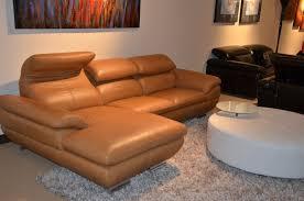 Colored Leather Sofas Camel Leather Sofa Set Okaycreations Net