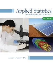 applied statistics for engineers and scientists 9781133111368