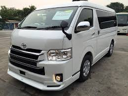 toyota hiace super in town toyota hiace super gl 3 0 a no rental available