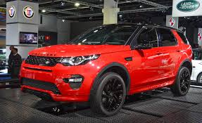 red range rover 2016 land rover discovery sport pictures photo gallery car and