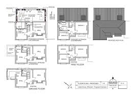 planning for a house extension house list disign