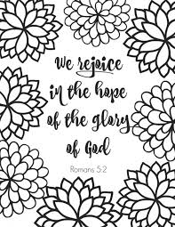 Free Printable Scripture Verse Coloring Pages Scripture Verses Bible Verses Coloring Sheets