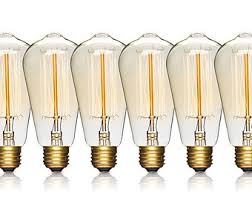 Edison Light Bulbs Edison Light Bulb Etsy