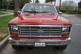 Ford F250 Truck Used - 1986 ford f 250 xlt stock 499 for sale near torrance ca ca