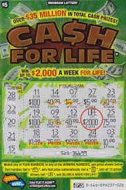 Lottery Instant Wins - 20 year old michigan lottery player wins 2 000 a week with cash