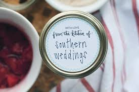 diy with yours is the earth mason jar labels southern weddings