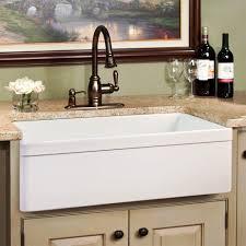 Sink Sink Inch White Fireclay Farmhouse Sink33 Apron 97