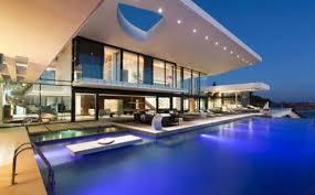 stylish house dream house with stylish interior and underground cinema digsdigs