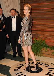 Jennifer Lawrence Vanity Fair Party Jennifer Lawrence Goes Without Underwear At Oscars After Party