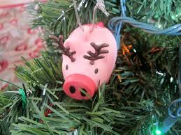 christmas pig christmas pig my bit of everything