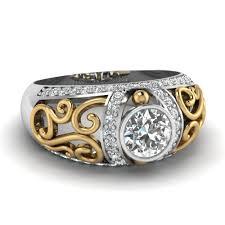 vintage filigree wedding bands filigree engagement rings style at fascinating diamonds