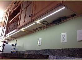 Led Strip Lights Kitchen by Robus Led Under Cabinet Strip Lights Under Cabinet Lighting Yeo Lab