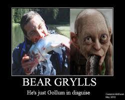 Meme Bear Grylls - funny bear grylls pictures 14