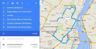 Google Maps App Multiple Destinations Google Maps Sur Android Permet Les Itinéraires Avec De Multiples
