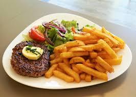 cuisine steak haché steak haché frites picture of le pizzburg rennes tripadvisor